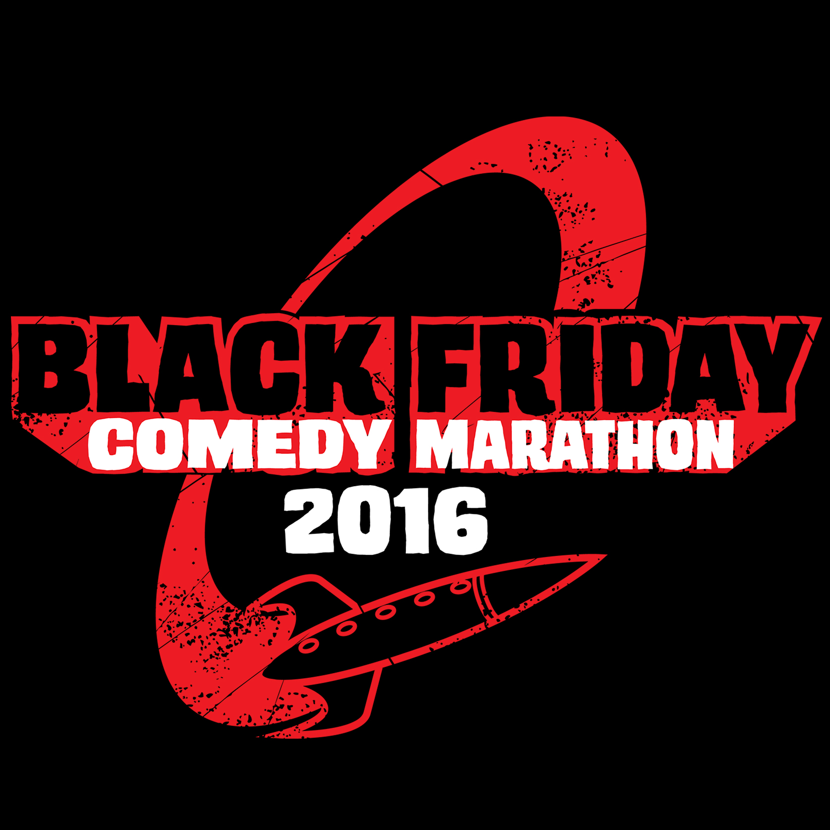 Black Friday Comedy Marathon
